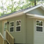 Deluxe Cabin, Outside View