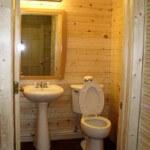 Deluxe Cabin, Bathroom
