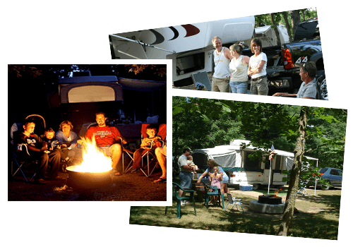 Camping and Attractions