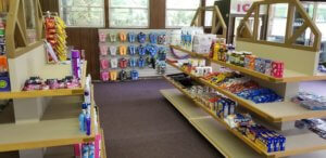 Campground Store - Shangri-La Campground
