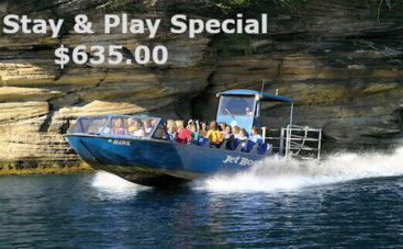 Stay & Play Special